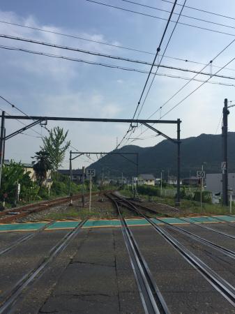 線路からの眺め