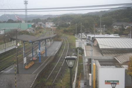 松浦駅です