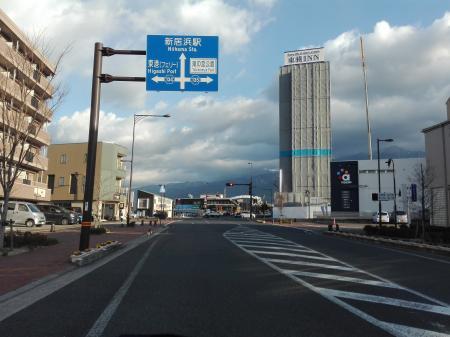 新居浜駅周辺