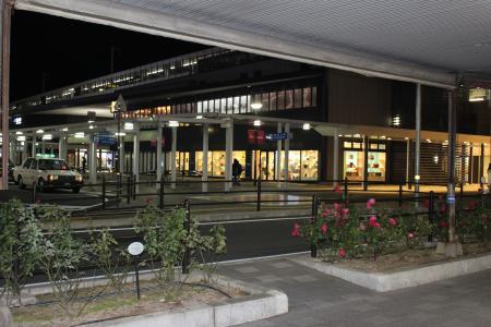 福山駅周辺