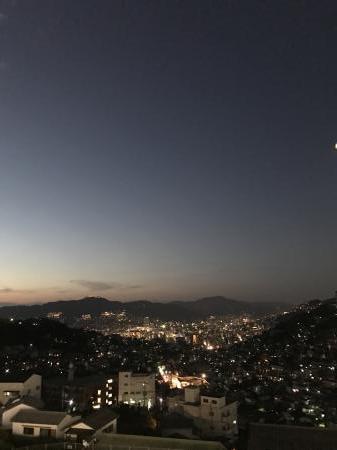 愛宕からの夜景