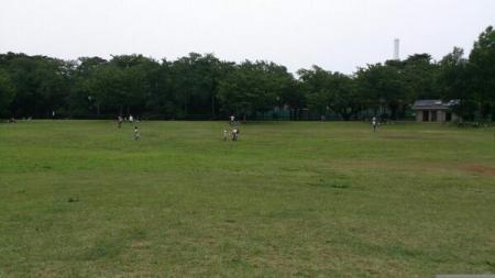 柏の宮公園