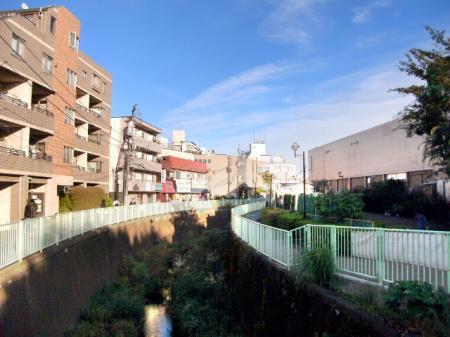 久我山駅南側風景
